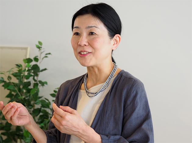 関根由美子(せきねゆみこ)