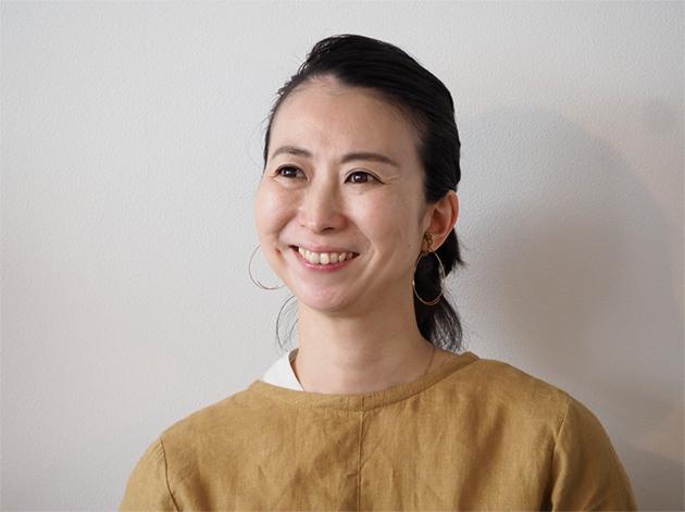 真藤舞衣子(しんどうまいこ)