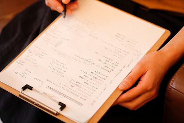 minokamoさんレクチャーレポート
