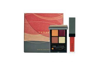 自然派ブランド「THREE」の 秋の紅葉コレクションに注目!