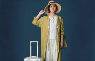 旅をもっと快適に!  「旅ファッション」のお役立ちブランド