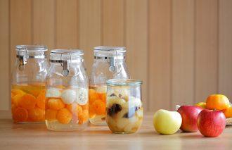 【001】果物の保存食で秋の夜長を楽しもう