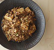 酒粕麻婆豆腐