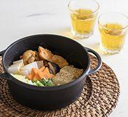 韓国風鶏すき焼き