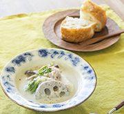 里芋と白味噌のシチュー
