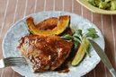 バルサ味噌の鶏照り焼き