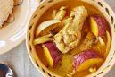 鶏肉とサツマイモのベトナムカレー