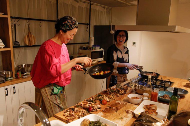 参加者募集開始!<br>10月28日(土) 料理・minokamoさん×器・安藤雅信さんのイベント