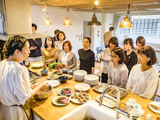 【イベントレポート】暮らし上手の料理教室「料理×器 vol.1」