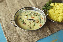 春野菜と豆のシチュー