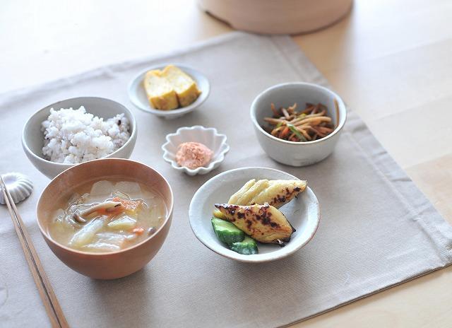 BREAKFAST STYLE② お弁当& 朝食づくりでスタート|福田淳子さん