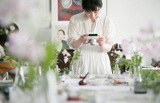 OLYMPUS PENで撮る お菓子とお花の写真教室