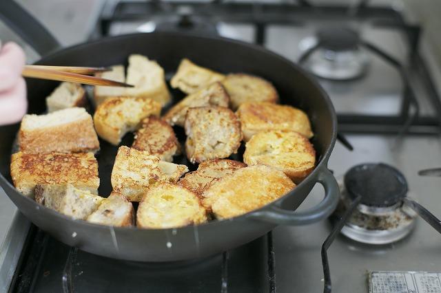 カリッと香ばしい手作りフレンチトーストレシピ