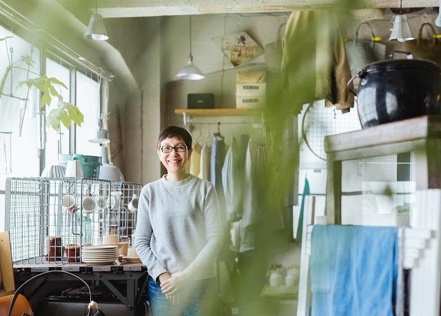 ファーマーズテーブル店主・石川博子さんの自分らしい仕事のやり方