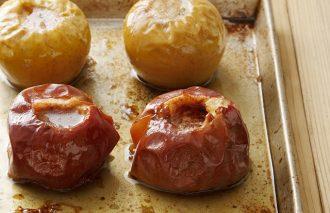 焼きりんごのレシピー簡単! 秋のおやつ時間ー