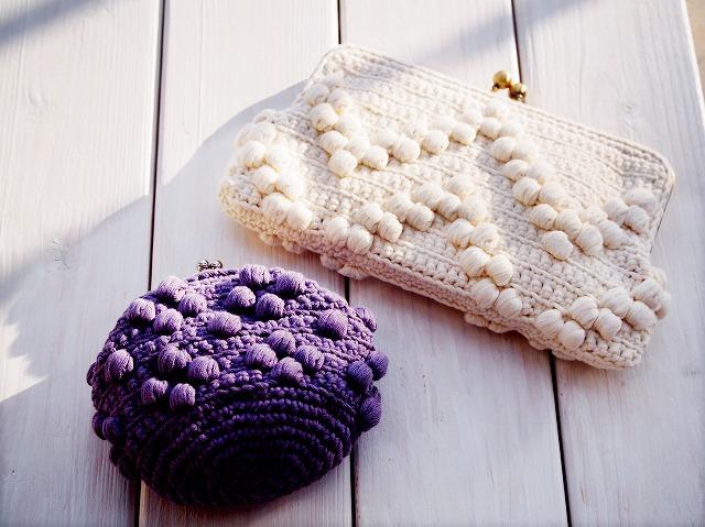 【Kurashiのマナビ舎第3弾】手作りってなんだか嬉しい。クリスマスプレゼントにもおすすめしたい! 冬に使えるボッブル編みがま口ポーチ講座