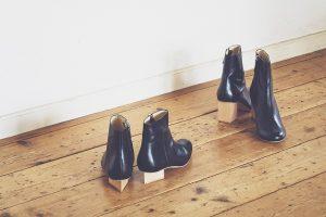 ブーツ2種