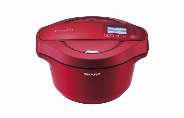 0 1 SHARP AUTOMATIC COOKING POT WITHOUT WATER