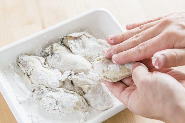 冬に美味しい! 牡蠣のレシピ特集